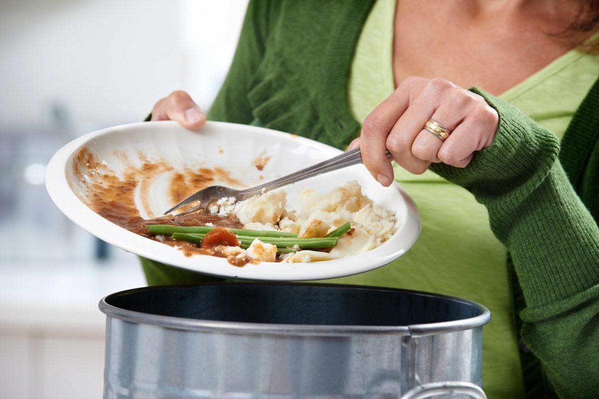 desperdiciar-comida